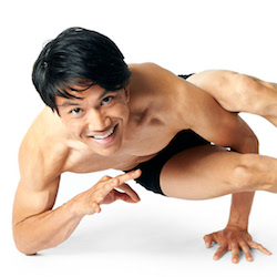 YogaTree Teacher Bryant Chu
