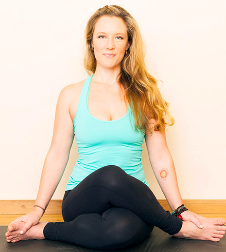 Yoga Tree Teacher Susannah Freedman