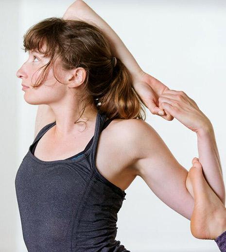 Yoga Tree Teacher Maria Schulman