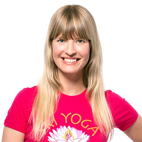 Yoga Tree Teacher Brenna Geehan