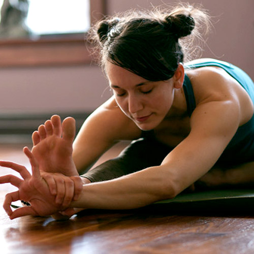 Yoga Tree Teacher Diana Oppenheim