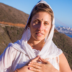 Yoga Tree Teacher Liya Garber