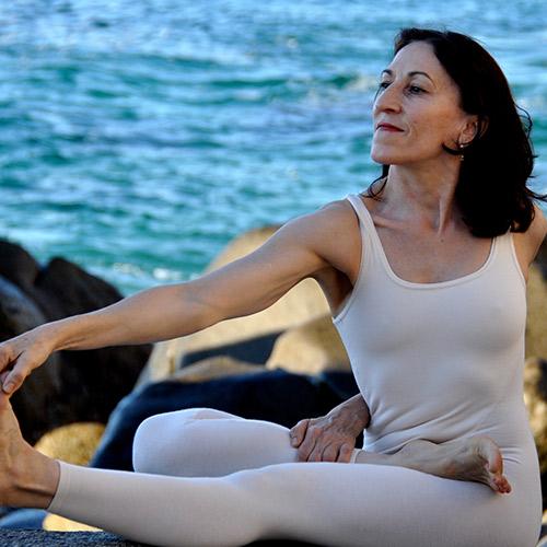 Yoga Tree Teacher Betty Roi