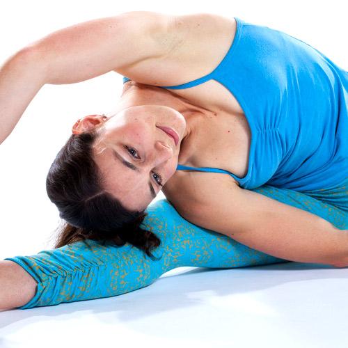 Yoga Tree Teacher Marisha Doan