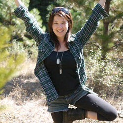 Yoga Tree Teacher Catherine la O'