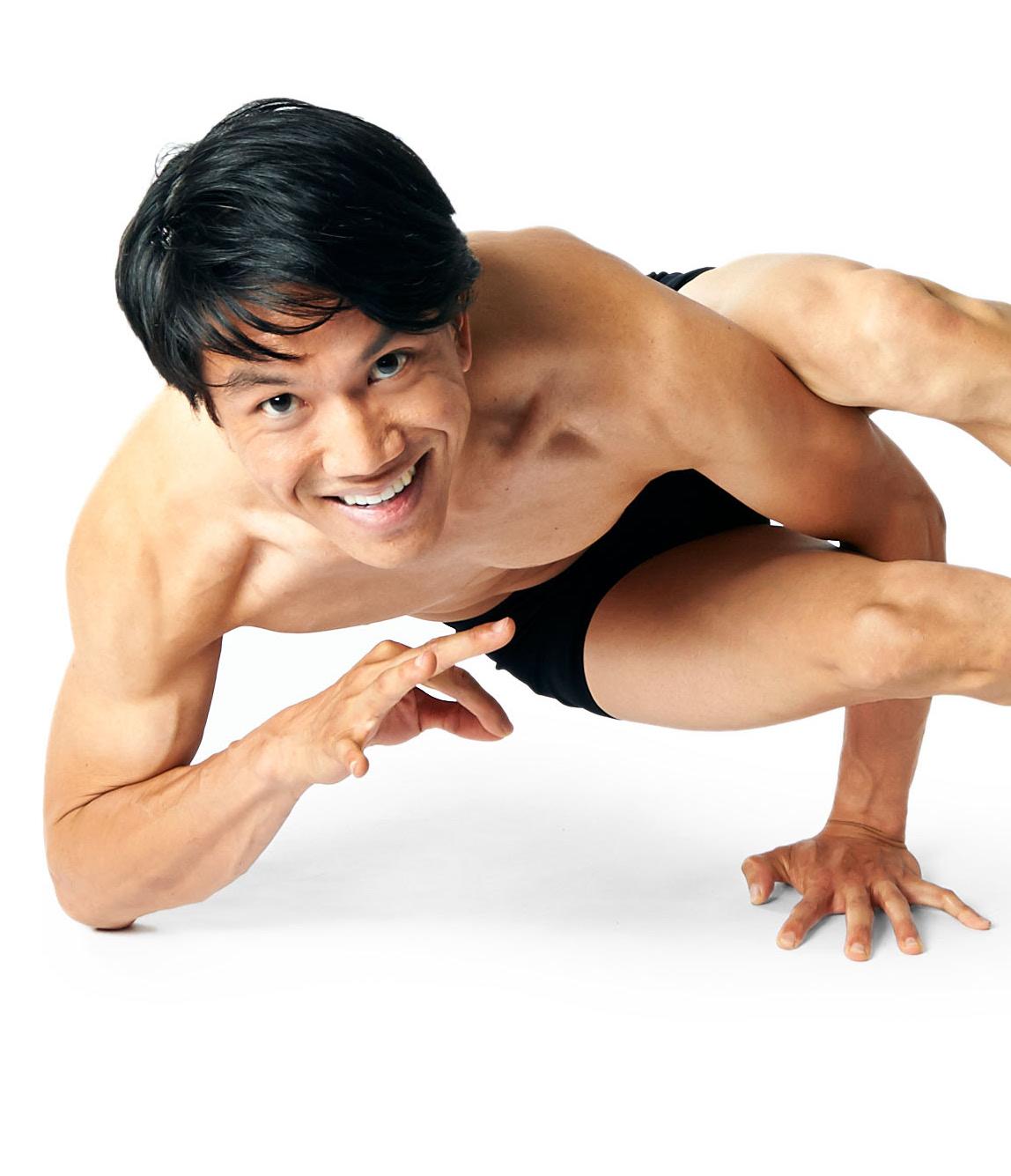 YogaWorks - Bryant Chu