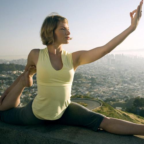 Yoga Tree Teacher Lauren Slater