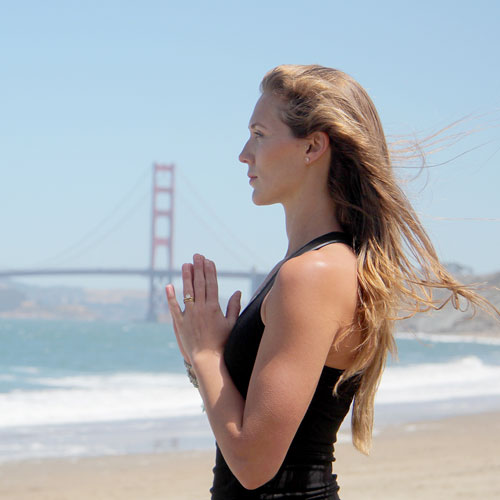 YogaWorks - Chelseah Healey