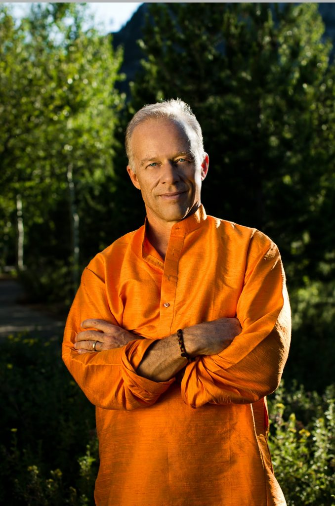 ParaYoga founder Rod Stryker leads The Art & Science of Personal Practice workshop Sept 29-30 at Yoga Tree Potrero in San Francisco